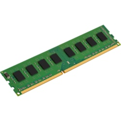 Kingston ValueRAM RAM Module - 8 GB (1 x 8 GB) - DDR3-1600/PC3-12800 DDR3 SDRAM - CL11 - 1.35 V