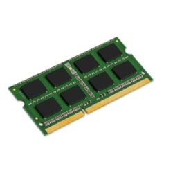Kingston ValueRAM RAM Module for Notebook - 8 GB (1 x 8 GB) - DDR3-1600/PC3-12800 DDR3 SDRAM - CL11 - 1.35 V