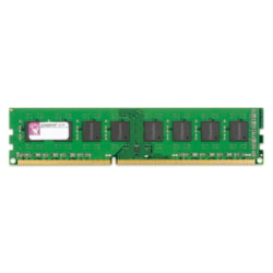 Kingston ValueRAM RAM Module for Desktop PC - 8 GB (1 x 8 GB) - DDR3-1600/PC3-12800 DDR3 SDRAM - CL11 - 1.50 V