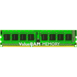 Kingston ValueRAM RAM Module - 4 GB (1 x 4 GB) - DDR3-1600/PC3-12800 DDR3 SDRAM - CL11 - 1.50 V