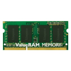 Kingston ValueRAM RAM Module for Notebook - 8 GB (1 x 8 GB) - DDR3-1600/PC3-12800 DDR3 SDRAM - CL11 - 1.50 V