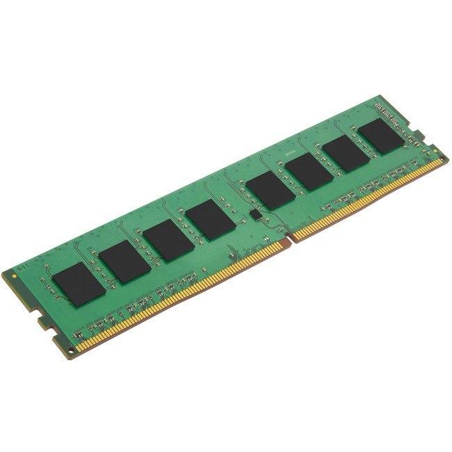 Kingston ValueRAM RAM Module for Motherboard, Server, Workstation - 16 GB - DDR4-2666/PC4-21333 DDR4 SDRAM - CL19 - 1.20 V