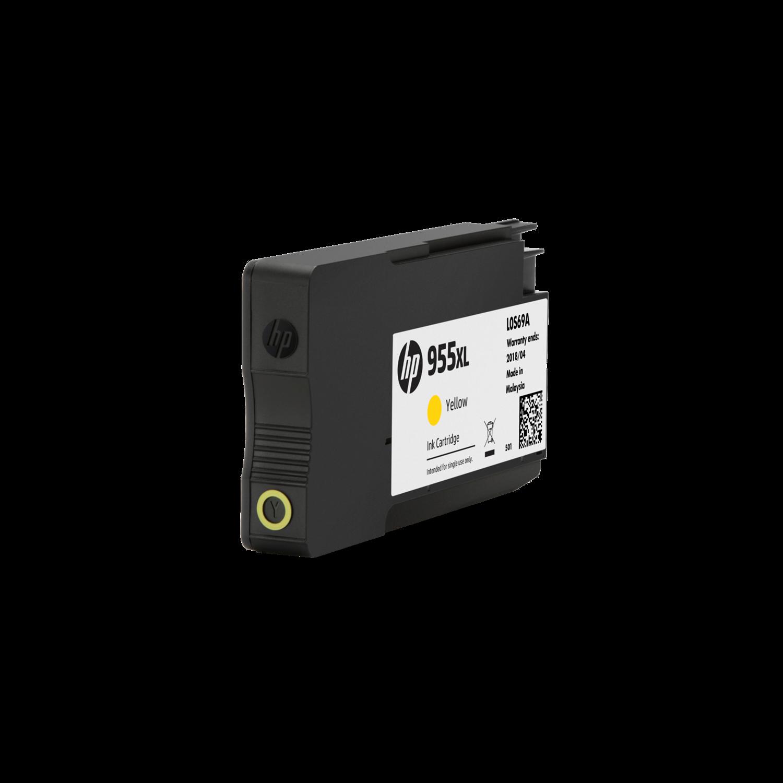 HP 955XL Ink Cartridge - Yellow