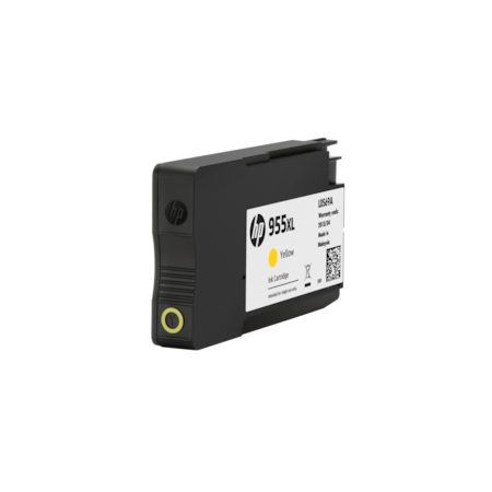 HP 955XL Ink Cartridge - Yellow