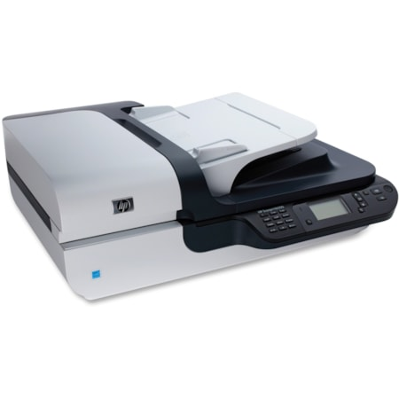 HP Scanjet N6350 Flatbed Scanner - 2400 dpi Optical