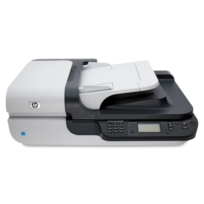 HP Scanjet N6350 Flatbed Scanner - 2400 dpi Optical