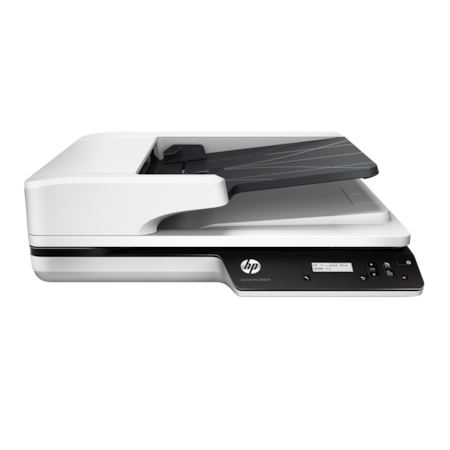 HP ScanJet Pro 3500 f1 Flatbed Scanner - 1200 dpi Optical