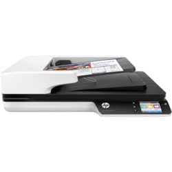 HP ScanJet Pro 4500 fn1 Flatbed Scanner - 1200 dpi Optical