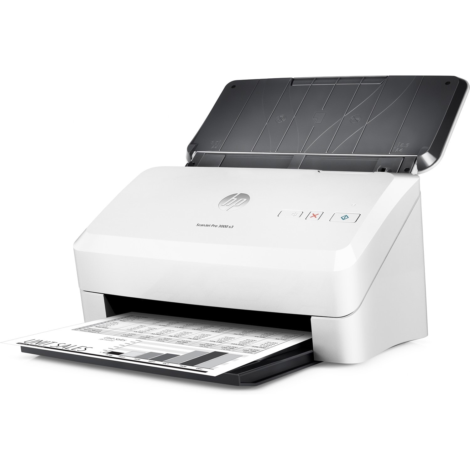 buy hp scanjet pro 3000 s3 sheetfed scanner 600 dpi optical rh counterparts express HP Scanjet 3000 Review HP Scanjet 3000 Replacement Parts