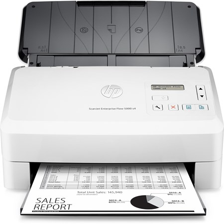 HP Scanjet Enterprise Flow 5000 S4 Sheet-Feed Scanner