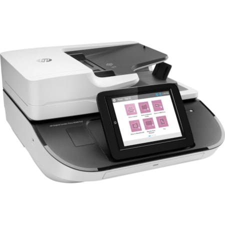 HP Digital Sender 8500 Sheetfed Scanner - 600 dpi Optical