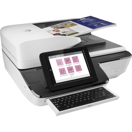 HP Scanjet N9120 Sheetfed Scanner - 600 dpi Optical