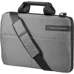 """HP Carrying Case for 35.6 cm (14"""") Notebook - Grey"""