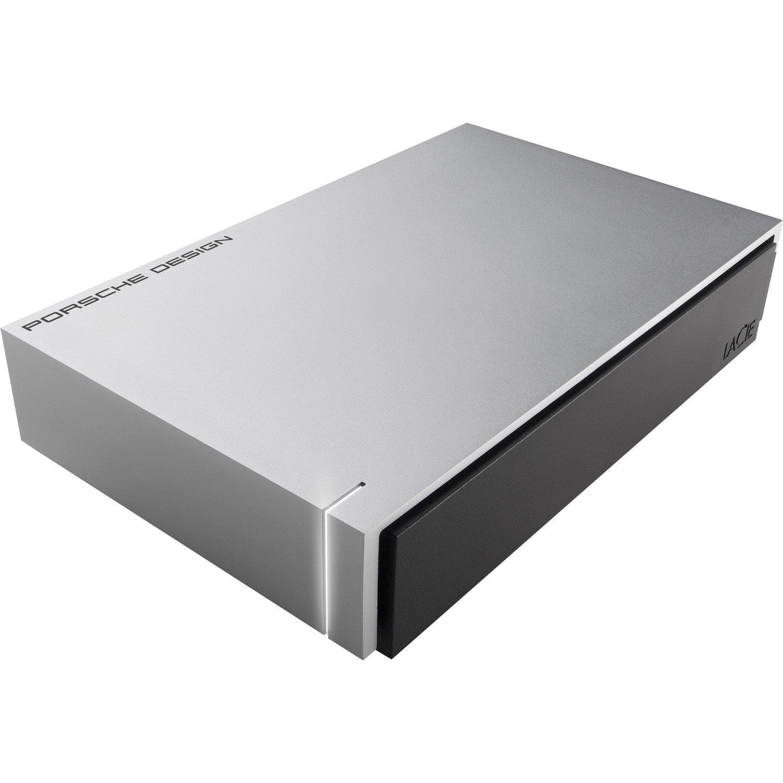 LaCie Porsche Design 8 TB Hard Drive - External - Desktop