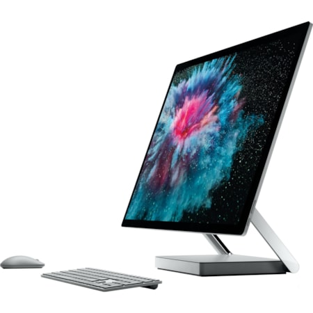 "Microsoft Surface Studio 2 All-in-One Computer - Core i7 i7-7820HQ - 32 GB RAM - 2 TB SSD - 71.1 cm (28"") 4500 x 3000 Touchscreen Display - Desktop"