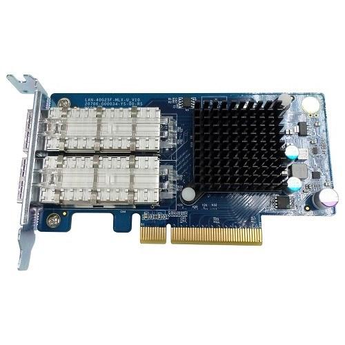 QNAP 40Gigabit Ethernet Card for Server