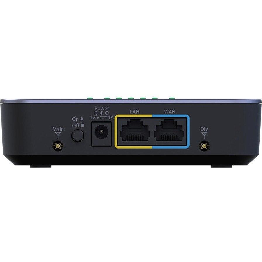 Netgear LB2120 Cellular, Ethernet Modem/Wireless Router