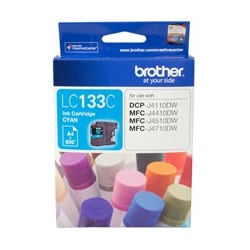 Brother Innobella LC133C Ink Cartridge - Cyan
