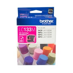 Brother Innobella LC133M Ink Cartridge - Magenta