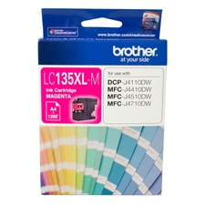 Brother Innobella LC135XLM Original Ink Cartridge - Magenta
