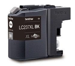 Brother LC237XLBK Original Ink Cartridge - Black
