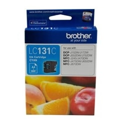 Brother Ink Cartridge - Cyan