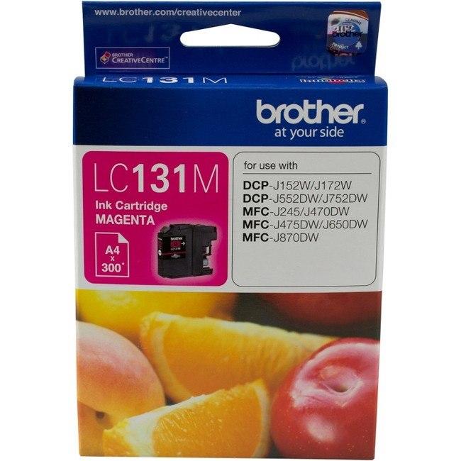 Brother Original Ink Cartridge - Magenta