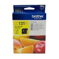Brother Ink Cartridge - Yellow