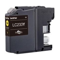 Brother LC233Y Original Ink Cartridge - Yellow