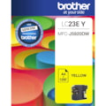 Brother LC23EY Original Ink Cartridge - Yellow