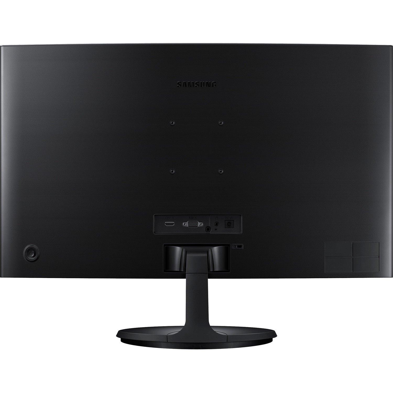 "Samsung C24F390FHE 61 cm (24"") LED LCD Monitor - 16:9 - 4 ms"