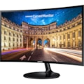 "Samsung C24F390FHE 59.7 cm (23.5"") Full HD Curved Screen LED LCD Monitor - 16:9 - High Glossy Black"