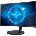 "Samsung C24FG70FQE 59.7 cm (23.5"") Full HD Curved Screen LED LCD Monitor - 16:9 - Black, Dark Blue"