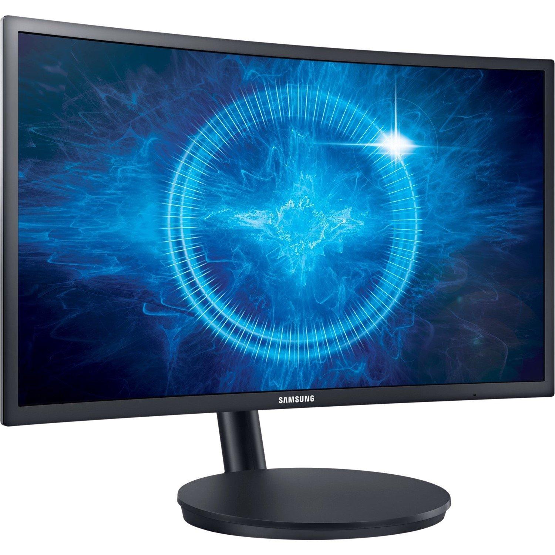 "Samsung C24FG70FQE 59.7 cm (23.5"") LED LCD Monitor - 16:9 - 1 ms"