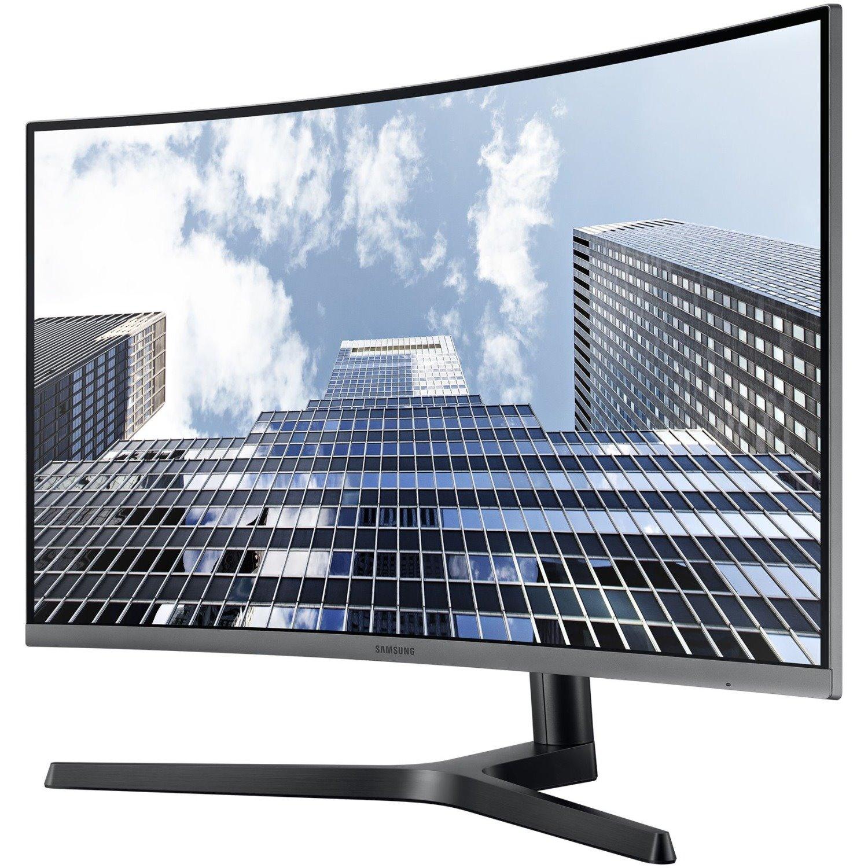 """Samsung C27H800FCE 68.6 cm (27"""") LED LCD Monitor - 16:9 - 5 ms GTG"""