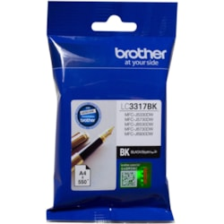Brother LC3317BK Ink Cartridge - Black