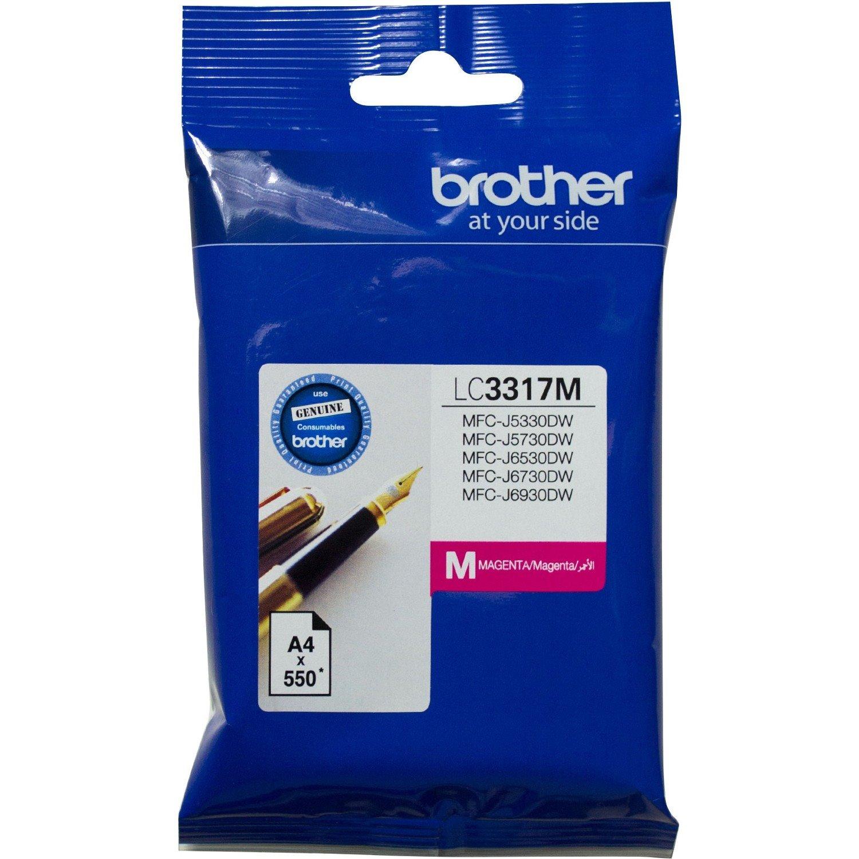 Brother LC3317M Original Ink Cartridge - Magenta