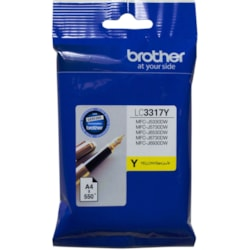 Brother LC3317Y Original Ink Cartridge - Yellow