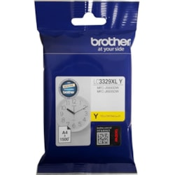Brother LC3329XLY Original Ink Cartridge - Yellow