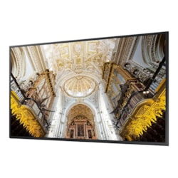 "Samsung QB75N 190.5 cm (75"") LCD Digital Signage Display"
