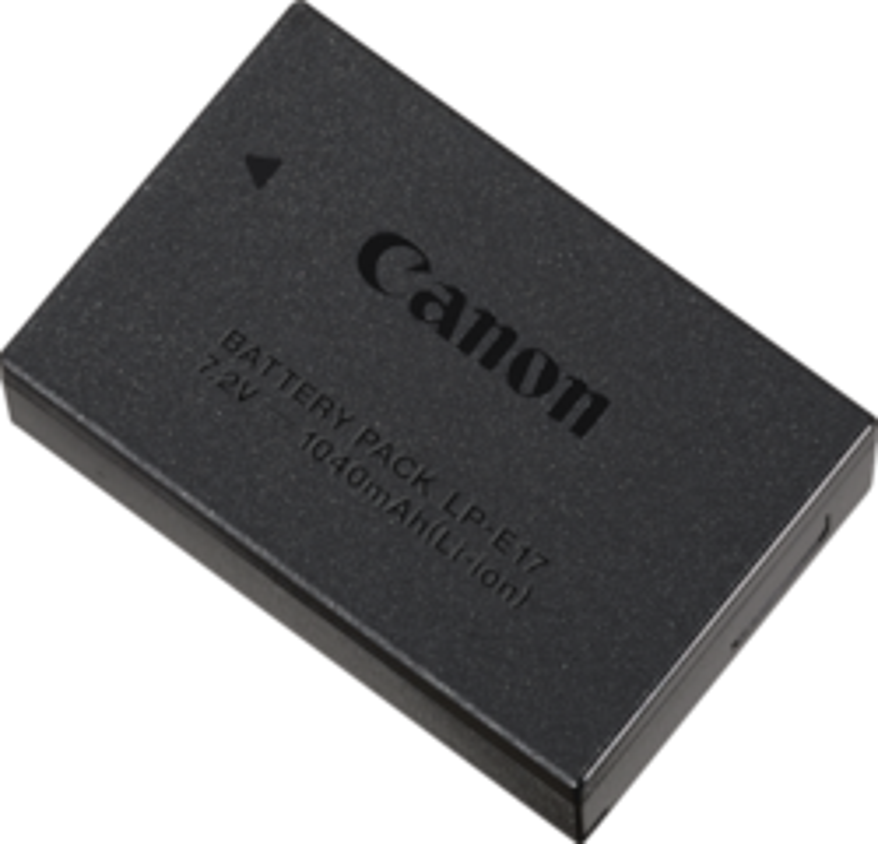 Canon LP-E17 Camera Battery - 700 mAh