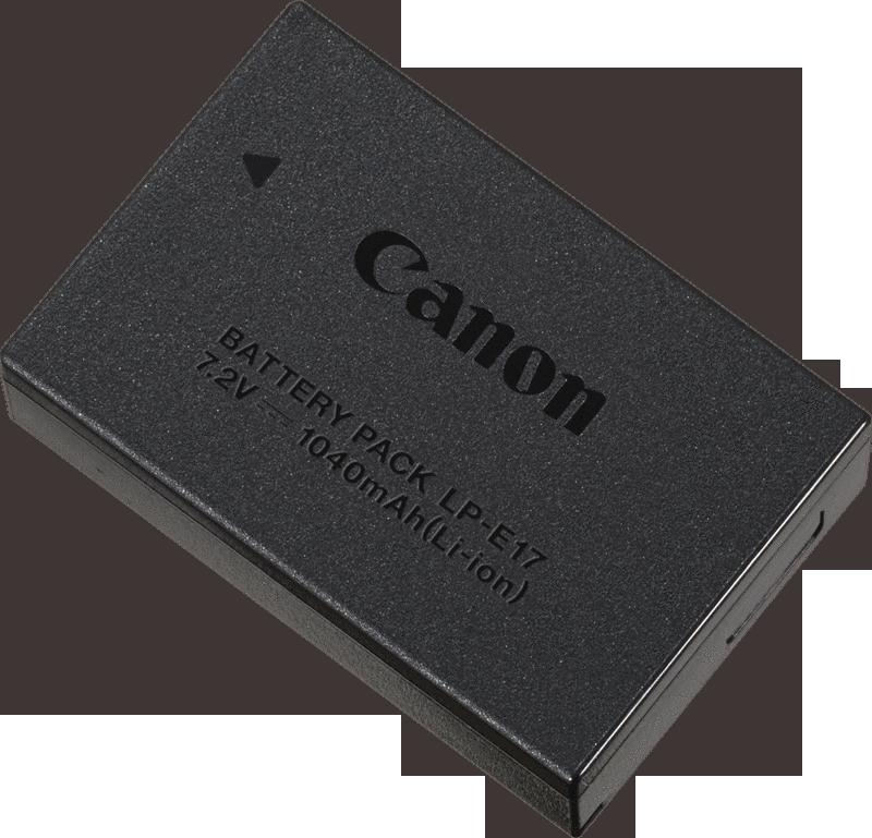 Canon LP-E17 Battery - Lithium Ion (Li-Ion)