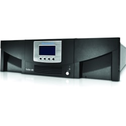 Quantum Scalar Tape Library - 1 x Drive/25 x Cartridge Slot - LTO-6 - 3U - Rack-mountable