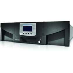 Quantum Scalar Tape Library - 2 x Drive/25 x Cartridge Slot - LTO-6 - 3U - Rack-mountable