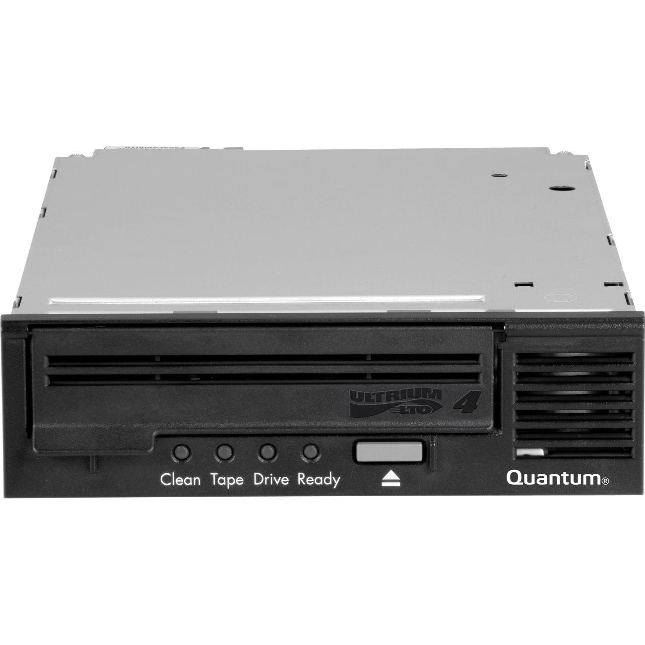 Quantum LSC5H-UTDG-L4BK LTO-4 Tape Drive - 800 GB (Native)/1.60 TB (Compressed)