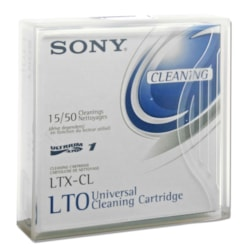 Sony LTX-CL Cleaning Cartridge for Tape Drive