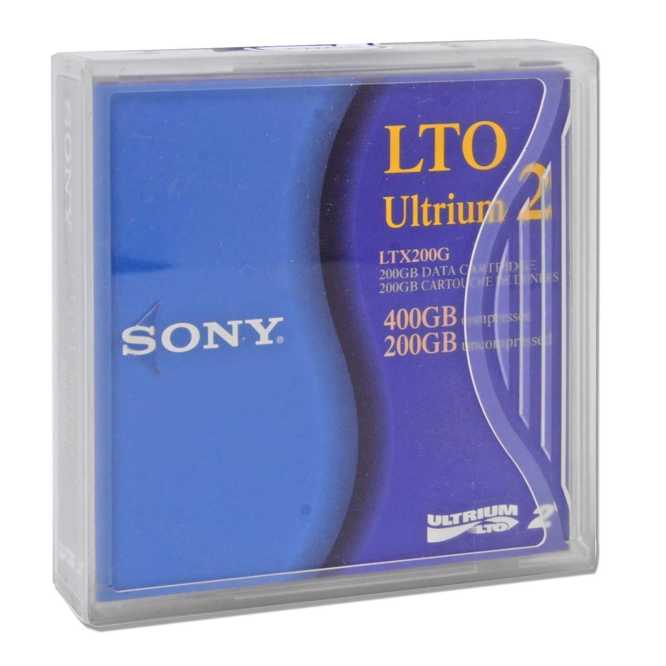 Sony LTX200G Data Cartridge LTO-2