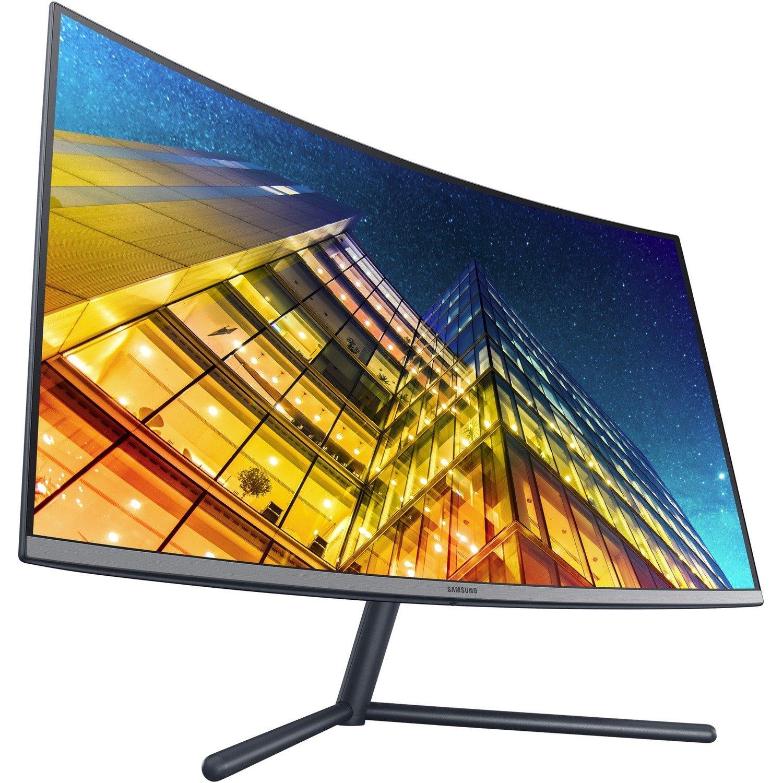 "Samsung U32R590CWE 80 cm (31.5"") 4K UHD Curved Screen LED LCD Monitor - 21:9"