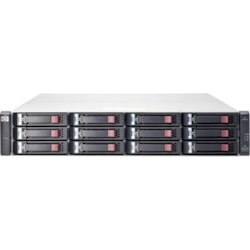 HPE Drive Enclosure - 2U Rack-mountable