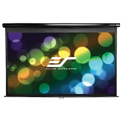 "Elite Screens M109UWX 276.9 cm (109"") Manual Projection Screen"